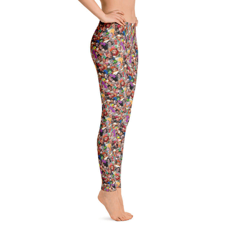 Art World Game Leggings