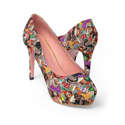 Art World Game Stilettos