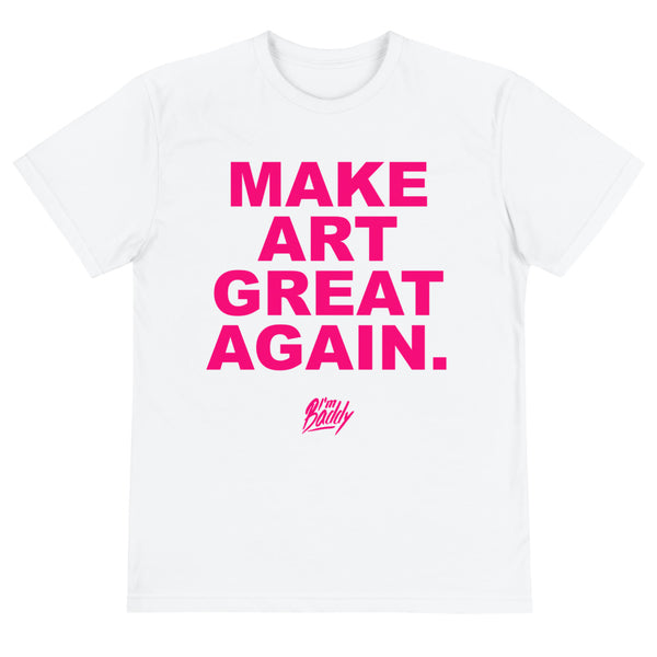 Make Art Great Again t-shirt