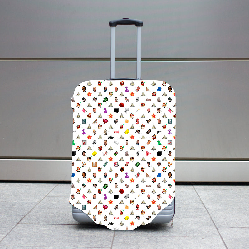 Art World Cartel Luggage Case
