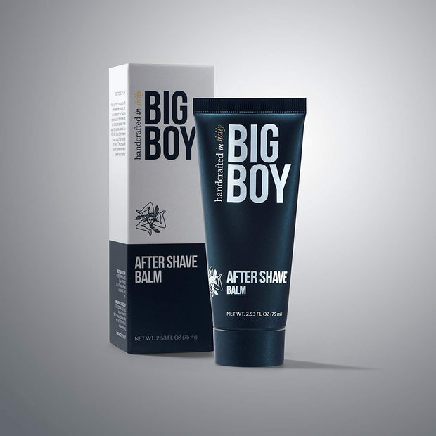 BIG BOY After Shave Balm 75ml - Made in Italy - Big Boy USA