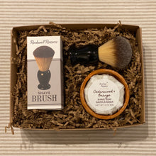 Men's 3-piece Shaving Gift Box