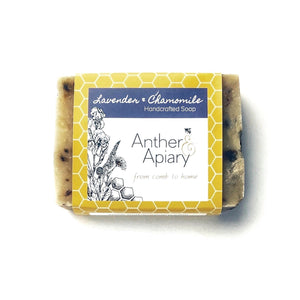 Lavender & Chamomile Handcrafted Soap