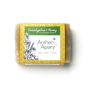 Eucalyptus & Honey Handcrafted Soap