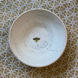 Cereal Bowl from Kissed by Fire Pottery