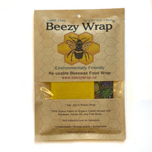 Beezy Wrap Beeswax Wraps
