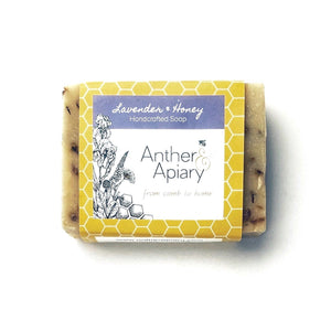 Lavender & Honey Handcrafted Soap