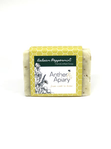 Balsam Peppermint Handcrafted Soap