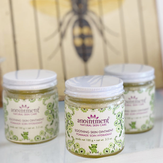 Anointment Soothing Ointment 100 g
