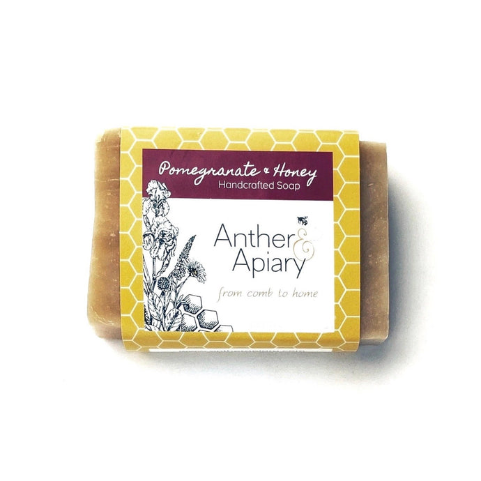 Pomegranate & Honey Handcrafted Soap