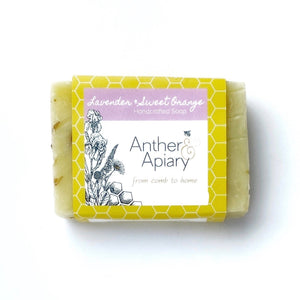 Lavender & Sweet Orange Handcrafted Soap
