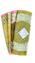 "6"", 10"", and 12"" Round beeswax wrap set"