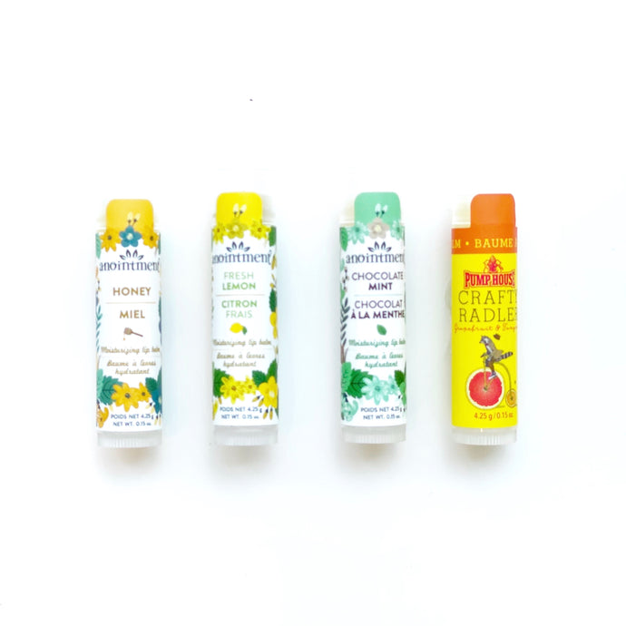 Anointment Craft Radler Lip Balm