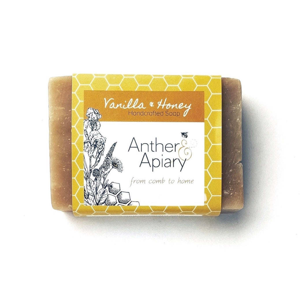 Vanilla & Honey Handcrafted Soap