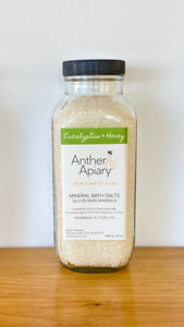 Eucalyptus & Honey Bath Soak 454g