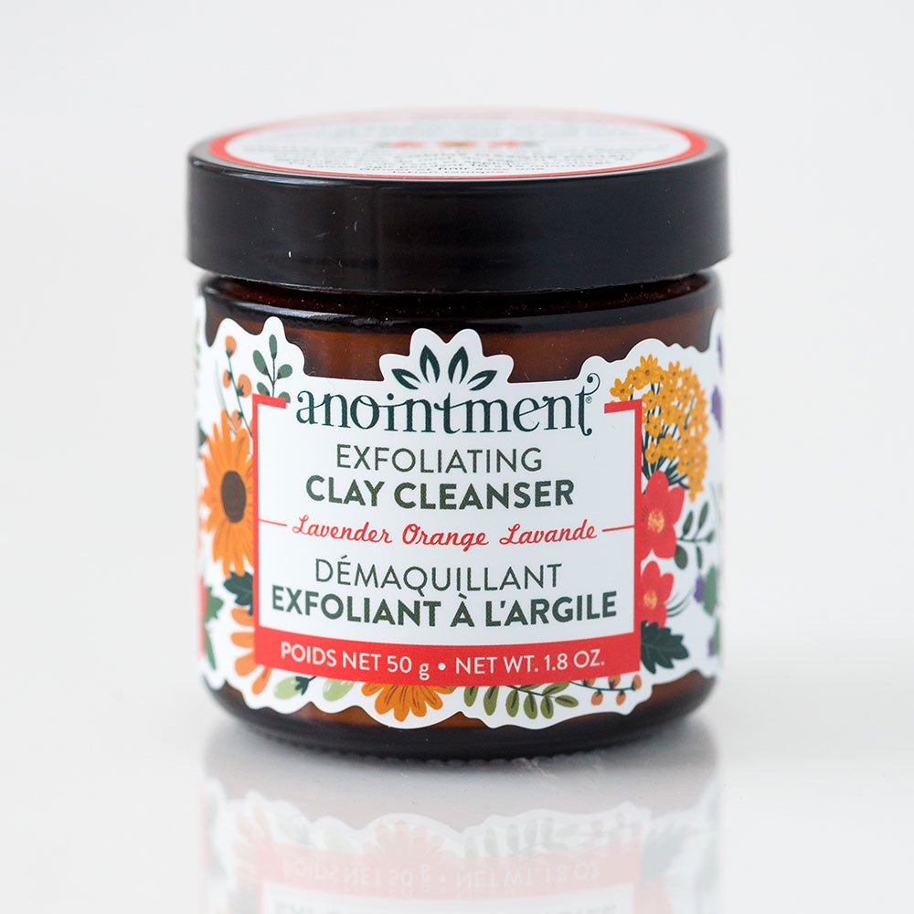 Exfoliating Clay Cleanser by Anointment Skincare