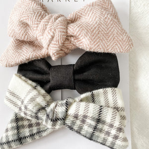 Abigail Bow Set