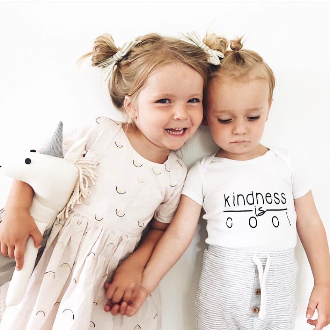 """Kindness is Cool"" Onesie"