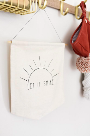 """Let it Shine"" Banner"