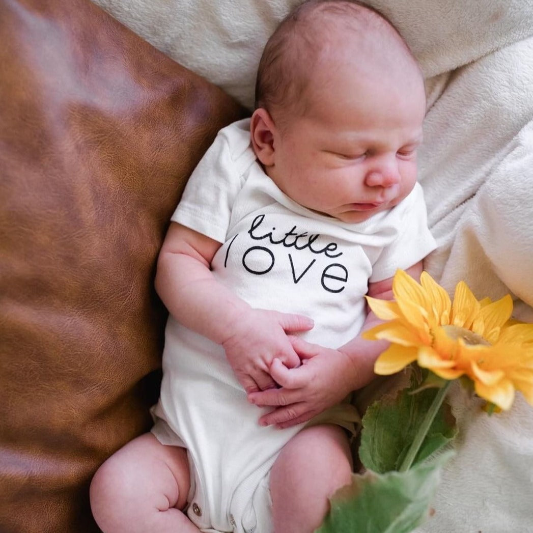 """Little Love"" Onesie (New)"
