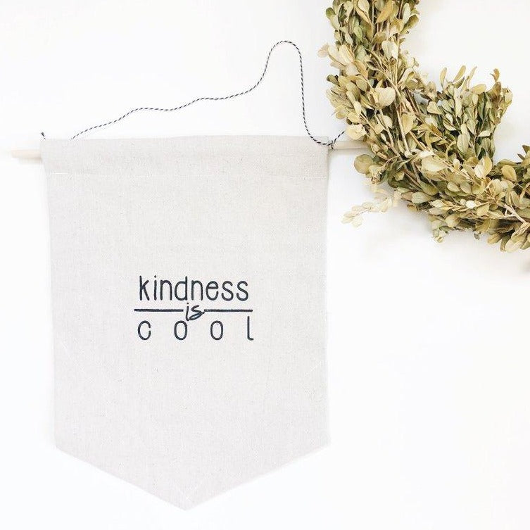 """Kindness is Cool"" Banner"