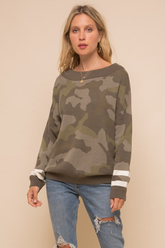 Buy Loose Fit Dolman Sweater Olive online at Southern Fashion Boutique Bliss