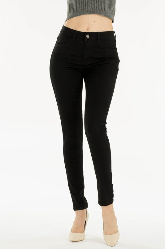Extra Stretchy Jeans Black