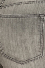 Buy Vintage Wash High Rise Slim Fit Jeans Gray online at Southern Fashion Boutique Bliss
