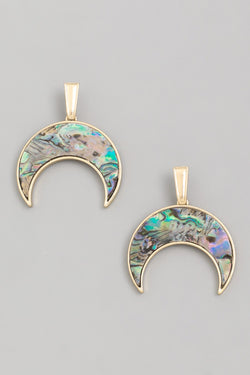 Buy Moon Earrings Multi Color online at Southern Fashion Boutique Bliss