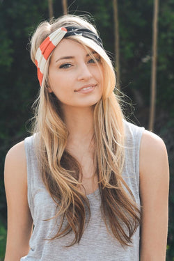 Buy American Flag Headband online at Southern Fashion Boutique Bliss