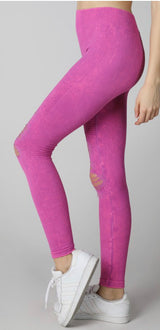 Buy Vintage Ripped Jeggings Very Berry online at Southern Fashion Boutique Bliss