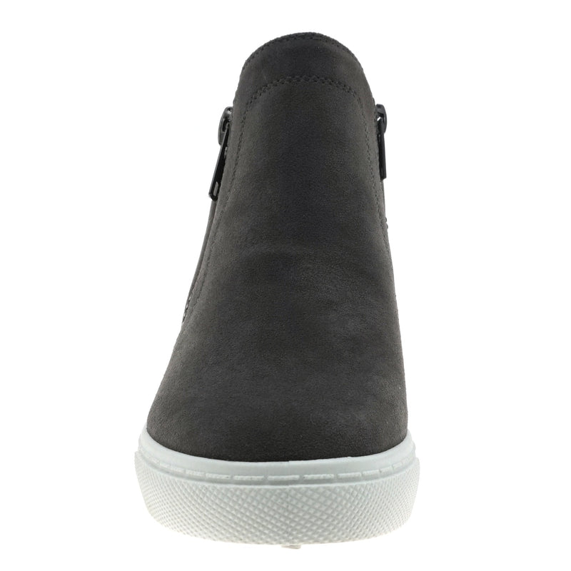Buy Hidden Wedge Sneaker Gray online at Southern Fashion Boutique Bliss