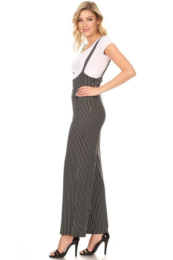 Buy High Waist Wide Leg Pants Jumper Black online at Southern Fashion Boutique Bliss