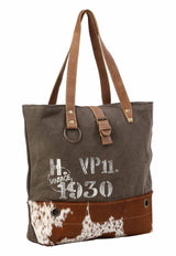 Buy Vintage 1930's Canvas Tote Bag Grey online at Southern Fashion Boutique Bliss