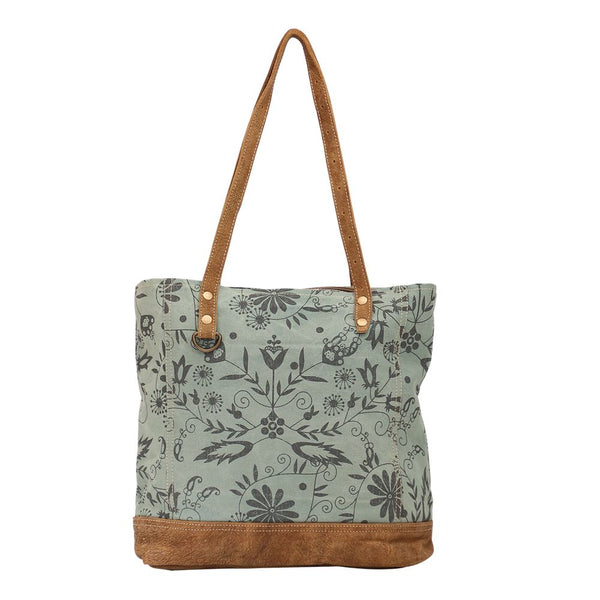 Efflorescence Tote Bag Purse