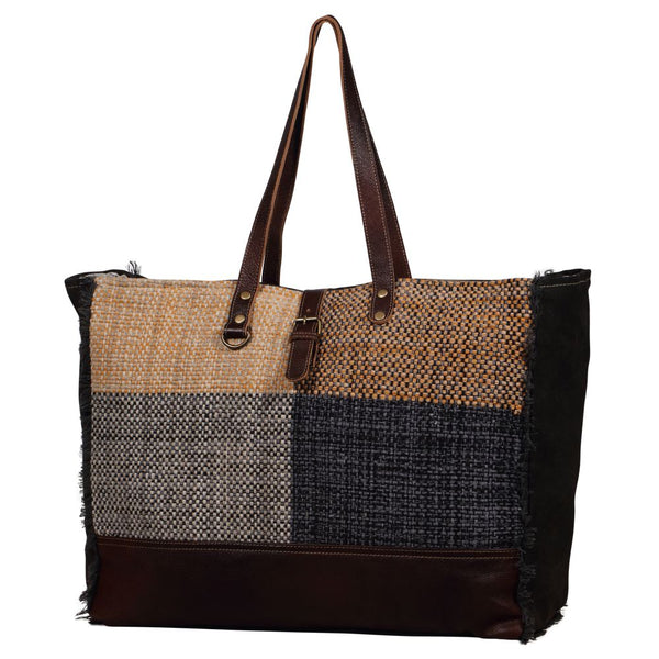 Ricky Rectangles Weekender Bag