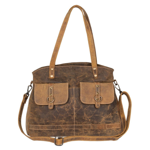 Lady's First Love Leather Bag Purse