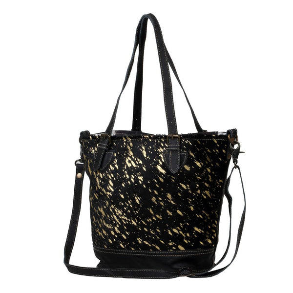 Buy Celestial Canvas & Hairon Bag Purse online at Southern Fashion Boutique Bliss