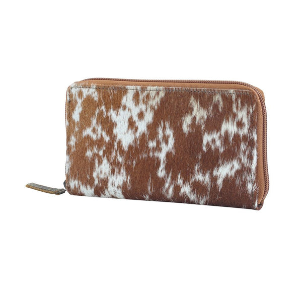 Milky Way Leather & Hairon Wallet