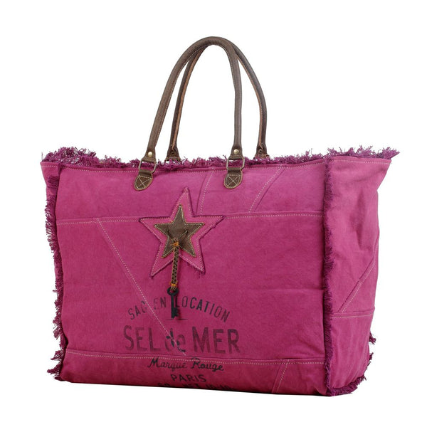 Buy Popping Pink Weekender Bag online at Southern Fashion Boutique Bliss