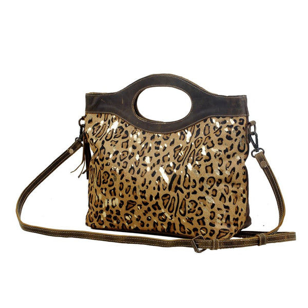 Dauntless Attitude Bag Purse Leopard