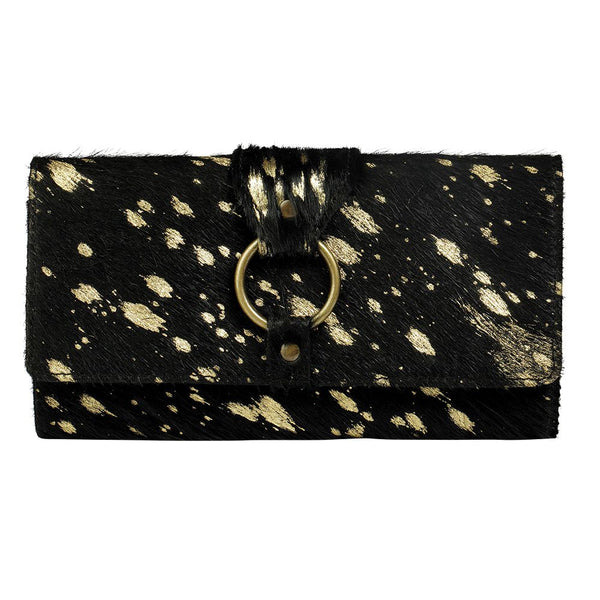 Buy Dscribe Gold Chip Wallet online at Southern Fashion Boutique Bliss