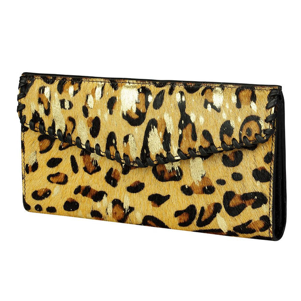 Buy Glair Flair Leopard Harion Wallet online at Southern Fashion Boutique Bliss
