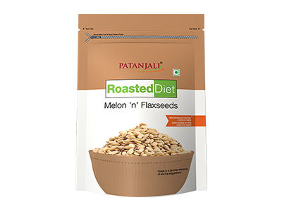 Roasted Diet - Melon and Flaxseed