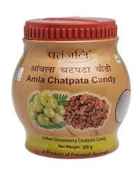 Amla (Indian Gooseberry) Chatpata Candy