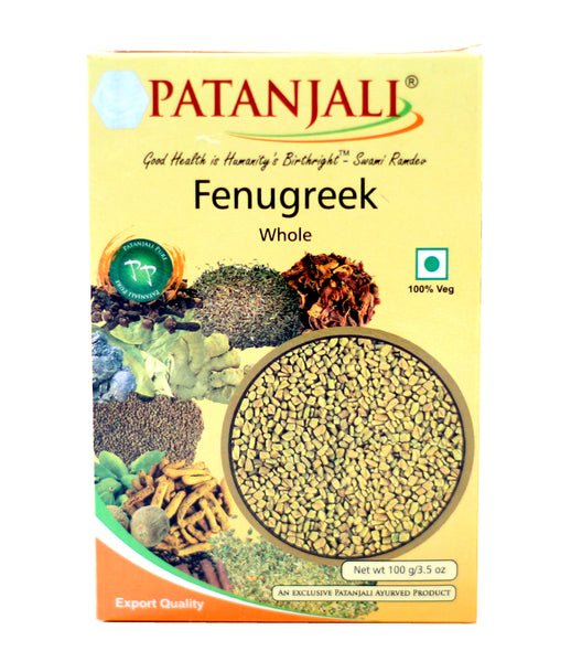 Fenugreek Whole - Methi Seeds