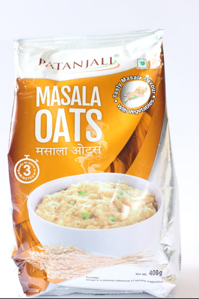 Masala Oats 400 gm
