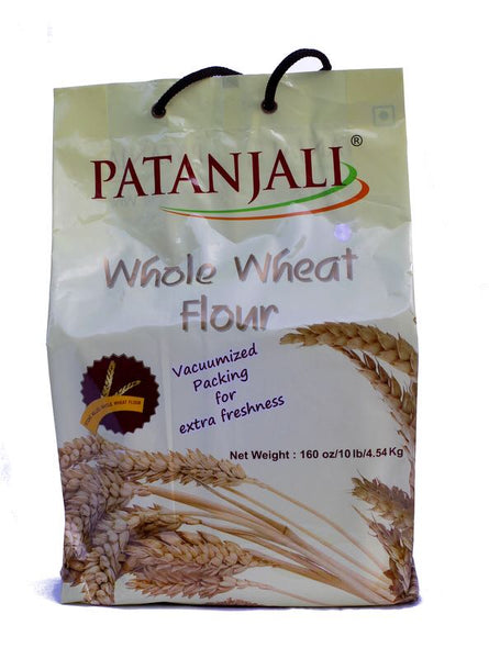Whole Wheat Flour 4,54 Kg