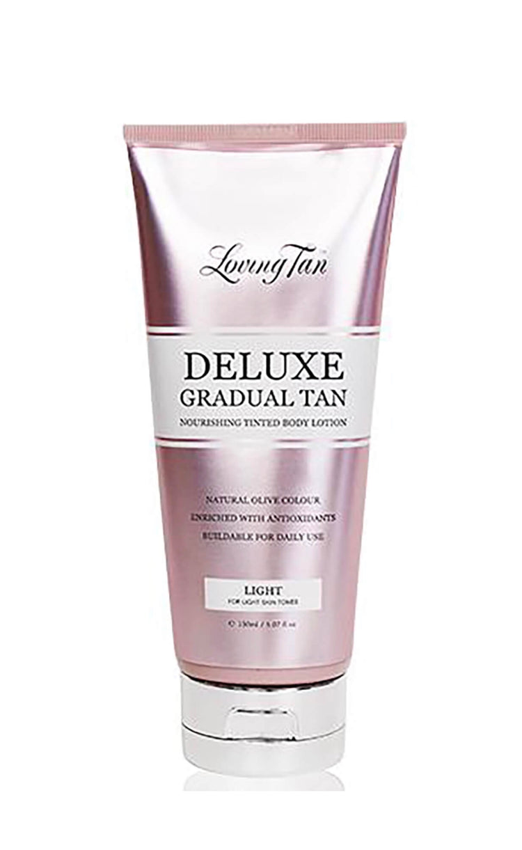 Loving Tan Deluxe Gradual Tan - LIGHT 150ml