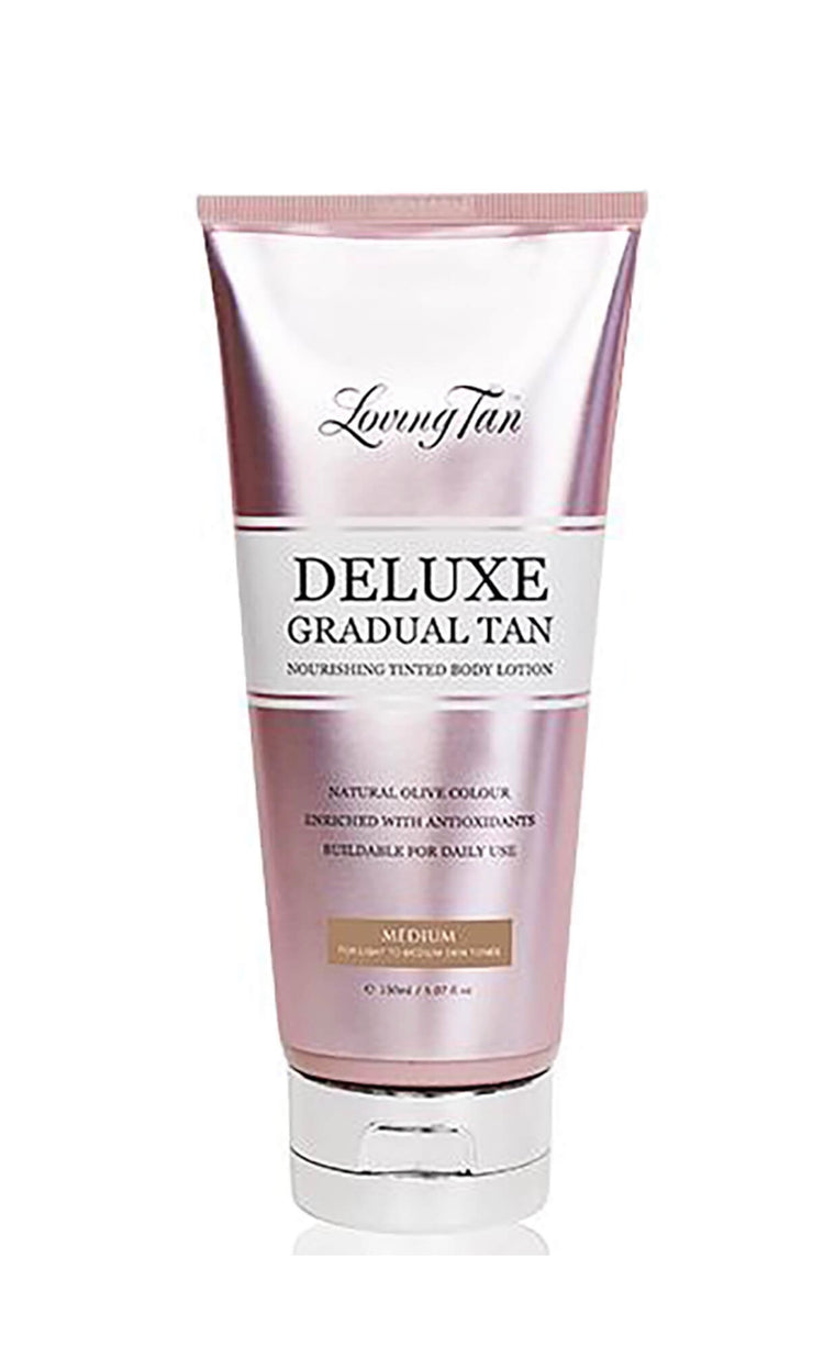 Loving Tan Deluxe Gradual Tan - Medium 150ml